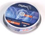 DVD-R DIGITEX 16x 4.7Gb PRINT Cake 10