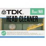 8mm/Video8/Hi8 чистящая кассета TDK 8CL-11 Head Cleaner