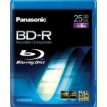 BD-R PANASONIC 6x 25Gb Blu-Ray Box /по 3 шт./