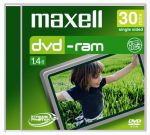 8см mini-DVD-RAM Maxell 1,4Gb Single Side 30min