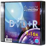 DVD+R SMARTBUY 16x 4.7Gb Slim /по 5 шт./