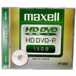 HD DVD-R Maxell 15Gb Single Side