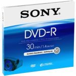 8см mini-DVD-R SONY 1,4Gb